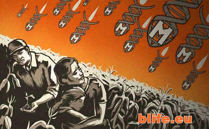 ГМО - оръжие за масово унищожение на цялото човечество и кой всъщност печели от това