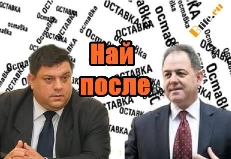 Атанас Зафиров иска ОСТАВКАТА на министъра на отбраната