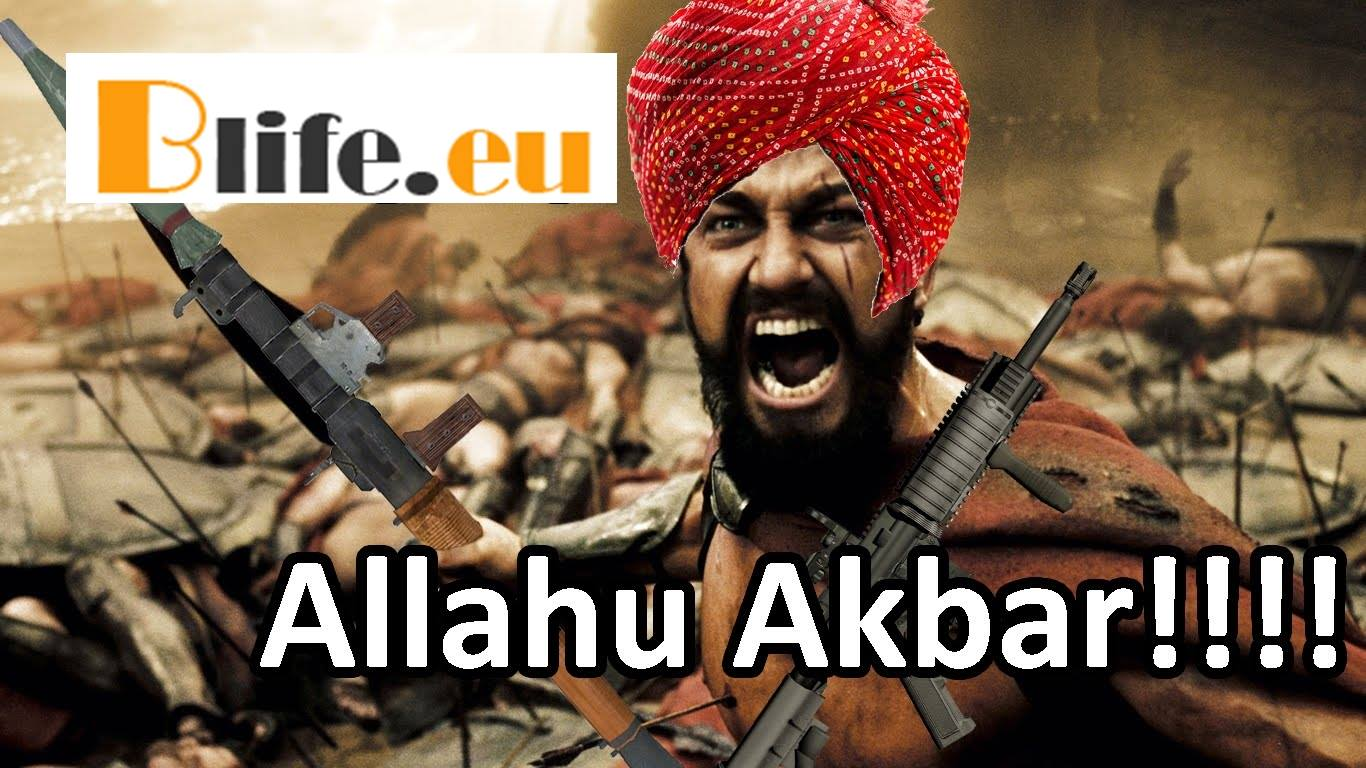 Дали Аллах Е Акбар ? +ВИДЕО