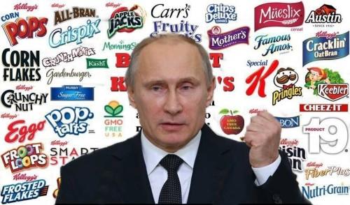 """""""Здравето на гражданите ни е най-важно"""" каза Путин и забранява ГМО продуктите !"""