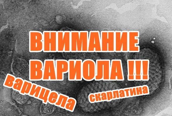 ВНИМАНИЕ ВАРИОЛА !!!