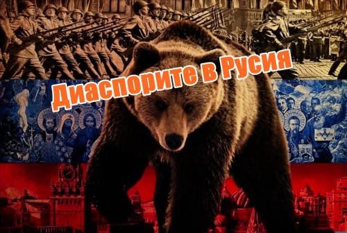 Диаспорите в Русия