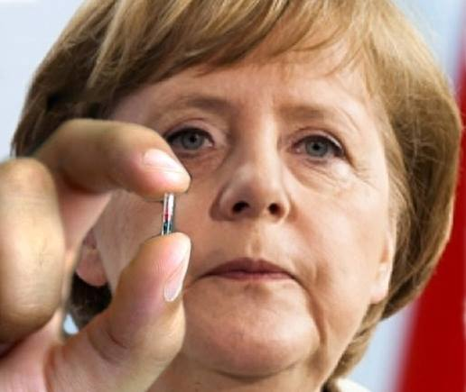 Меркел разрушава Германия