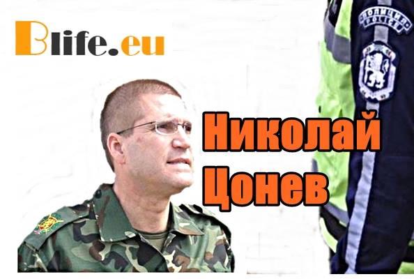 Николай Цонев за протеста на полицаите