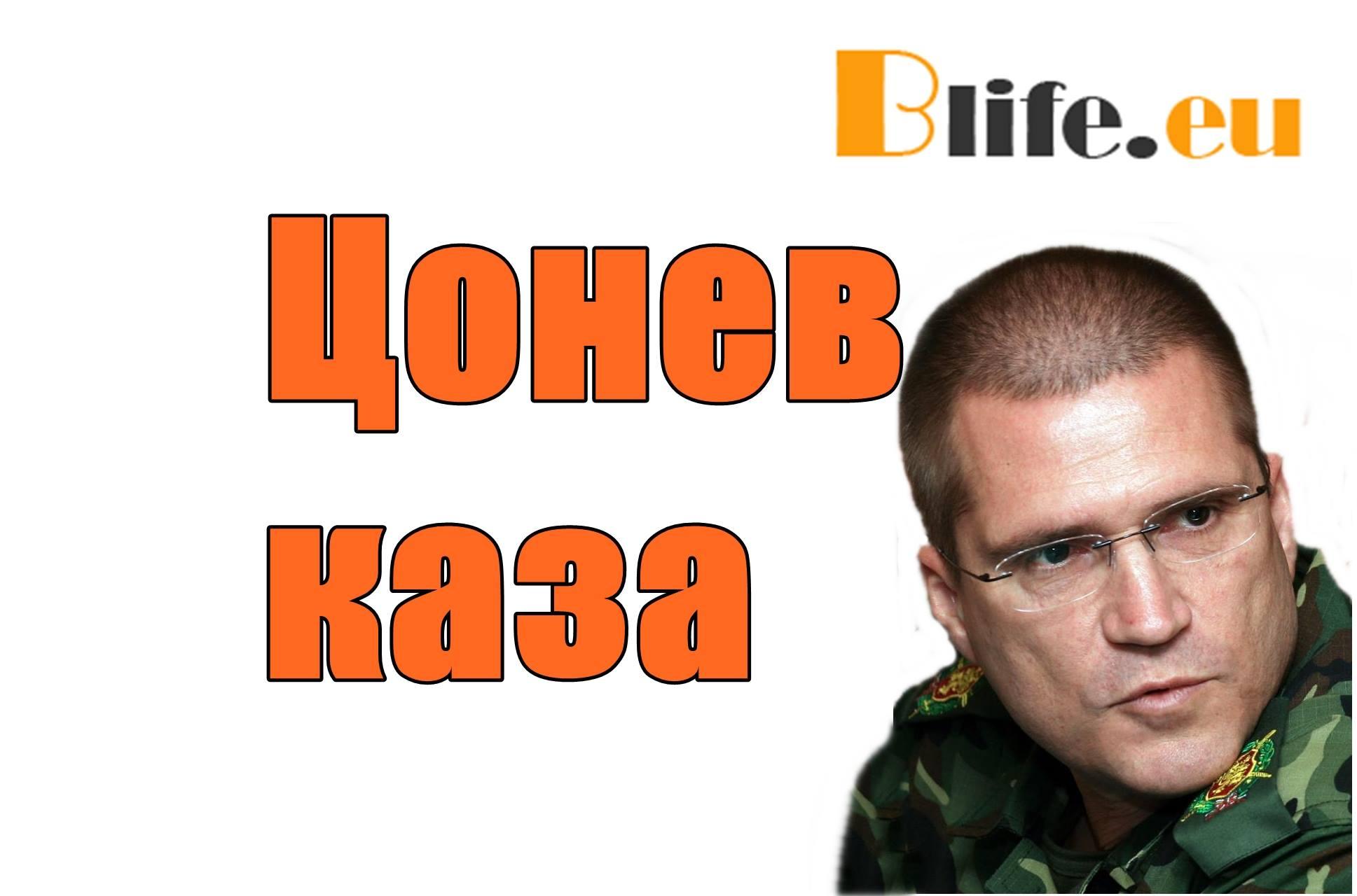 Цонев каза