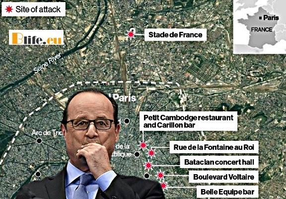 Анализ на атаките от 13 ноември в Париж