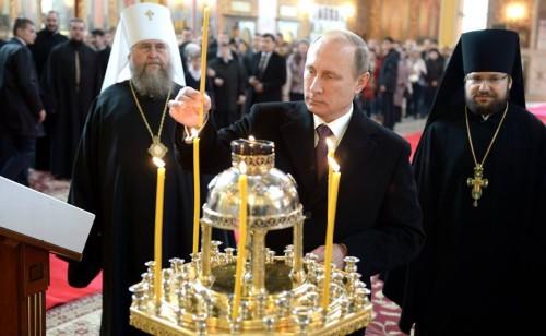 """""""Бог ни изпраща терористи, но мой дълг е да му ги върна"""" каза Путин!"""