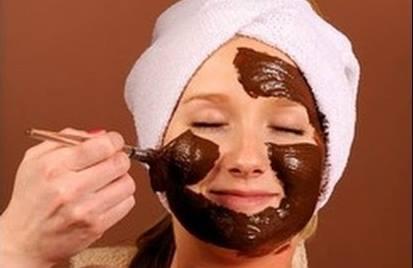 Маска за лице с какао и мед