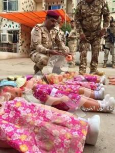 ИД и куклите на смъртта