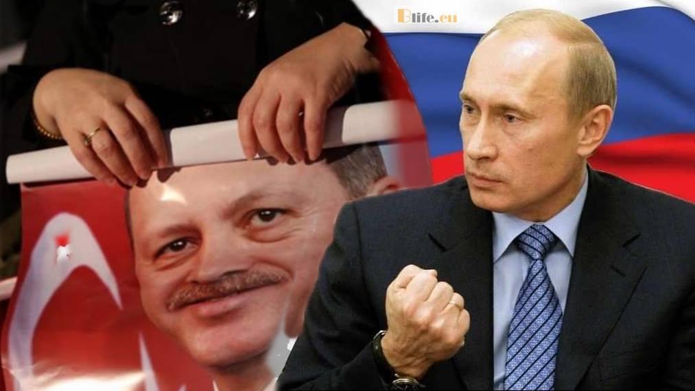 Путин каза