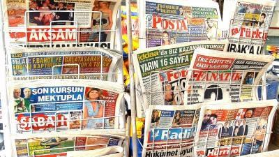 Турската преса за Местан