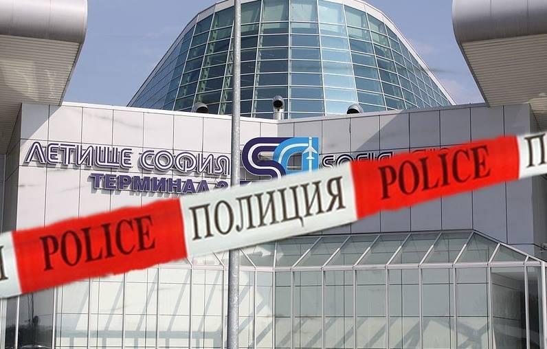 Потвърдено: Има взривно устройство на Летище София
