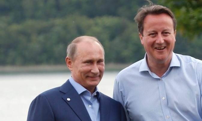 Вижте за какво се договориха Путин и Камерън