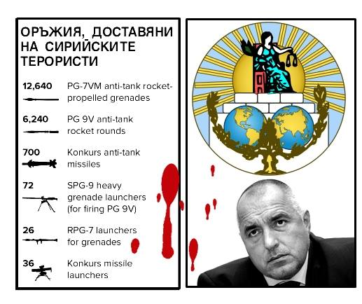 За кой съд е Борисов?