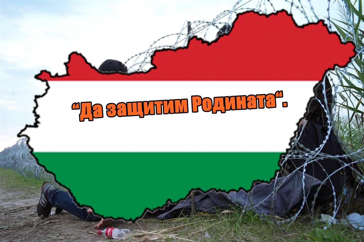 Унгария каза да защитим Родината
