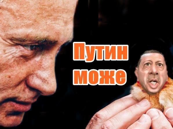 Путин може