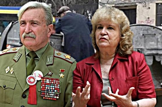 Проф. Аксиния Джурова: Баща ми се срина, когато видя бивши офицери да ровят в кофите за боклук