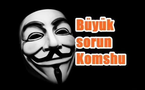 """Турция е под мощна кибератака на """"Анонимните"""""""