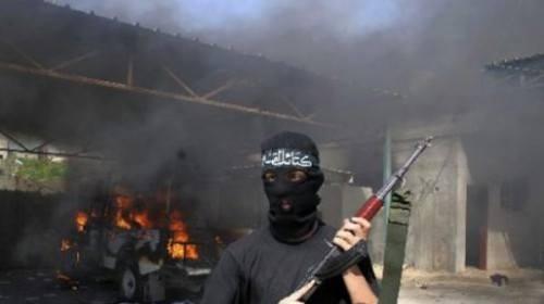 ИД разполагат с химическо оръжие