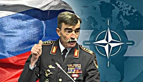 Вижте какво каза генерал от НАТО Ханс-Лотар Домрезе за Русия