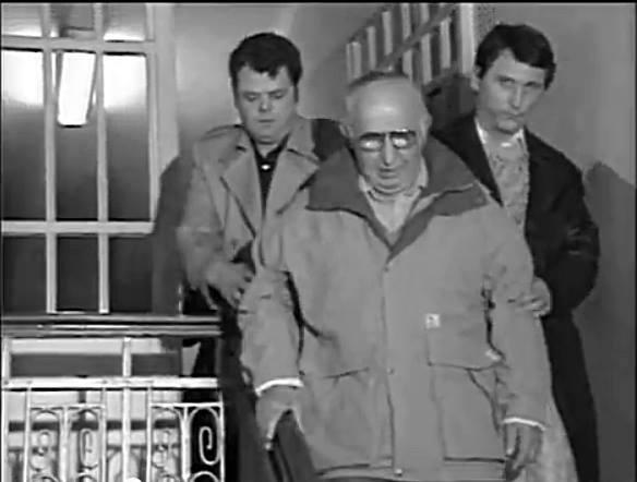 Последният арестуван политик