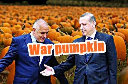 War pumpkin