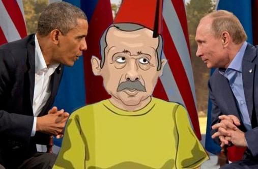 Позицията на Русия,САЩ и Турция +ВИДЕО