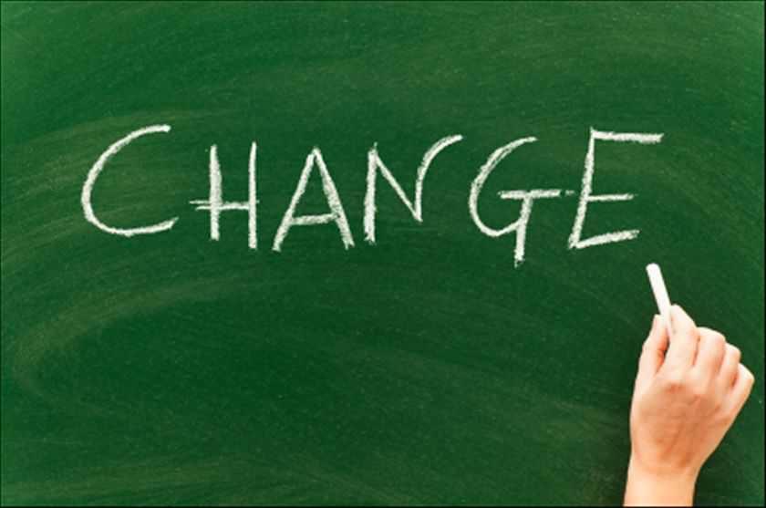 """Промяна """"change"""" да събудим Ариецът"""