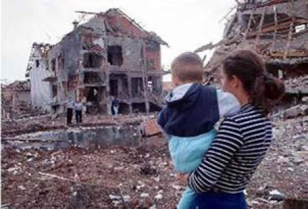 Бом бандировки в Сърбия