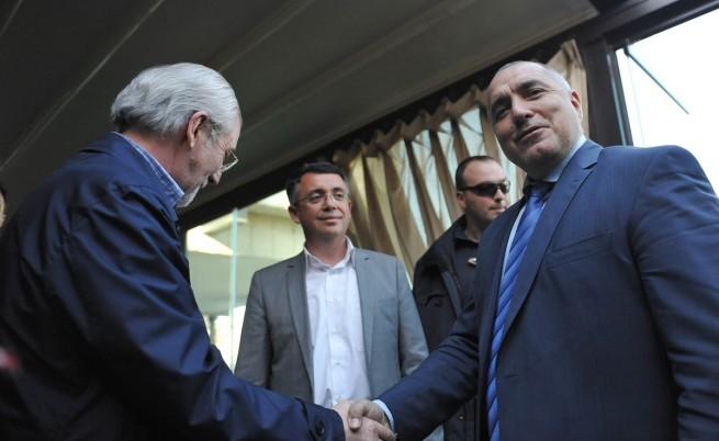 Местан: Ахмет Давутоглу пак ще се обажда на Бойко Борисов