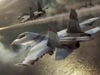 Руските ВКС изпепелиха над 100 ислямисти и техниката им в Палмира