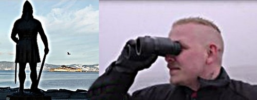 Граждански патрули патрулират в Швеция по вода !