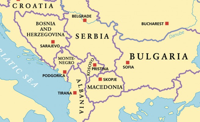 """Вижте къде е най-голямата военна и терористична база на ИД и """"Ал-Кайда"""" в Европа."""