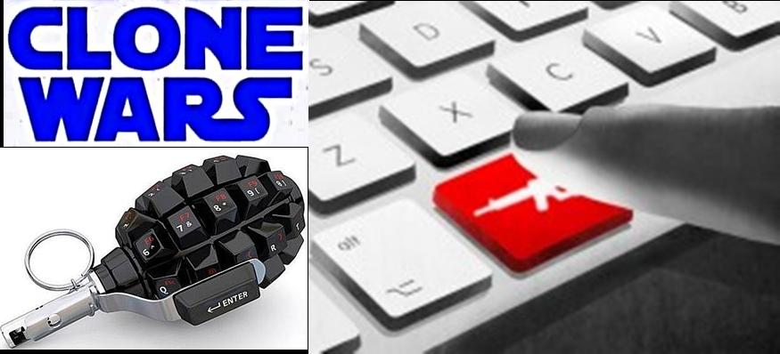 Клавиатурни демократи и хибридните войни