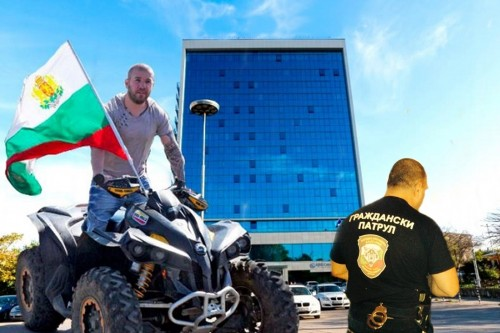 Граждански патрули: Арестите на Петър Низамов и Динко няма да ни уплашат