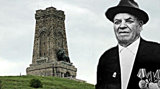 Как е построен паметникът на Шипка?