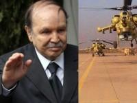Президентът на Алжир поръча 42 руски хеликоптера