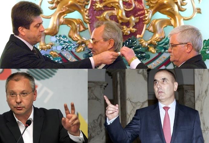 Цветанов мълчи за атентат срещу Доган по негово време !