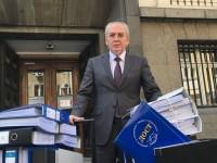 Вкараха документите на га-ДОСТ в съдът !