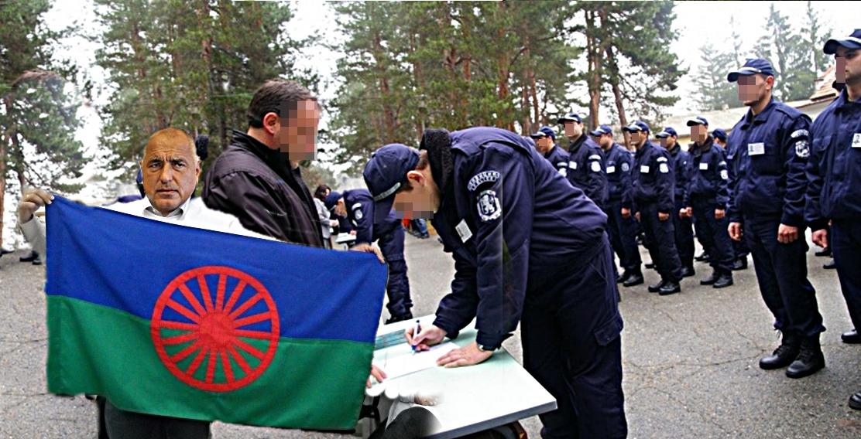 Хората от Раднево питат полицаите: Когато се клехте, в кое знаме се заклехте ! + ВИДЕО