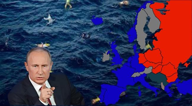 Распадът на Европа ще отложи третата световна война !