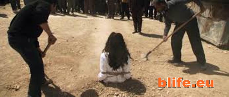 Как се бият жени в ислямът?