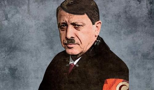Ердоган - ислямският Хитлер