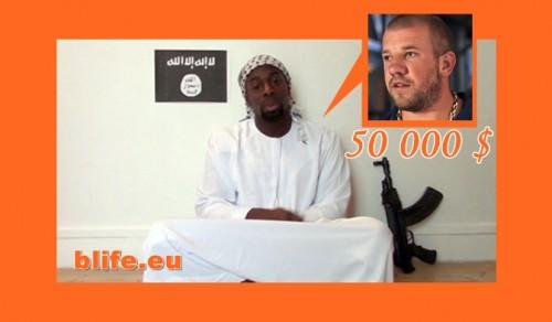 """""""Ислямска държава"""" давала 50 000 долара за главата на Динко от Ямбол"""