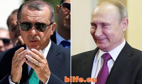 Путин чу молитвите на Ердоган