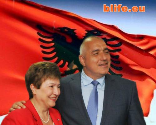 Албания щяла да издига нашата Кристалинка за шев на ООН