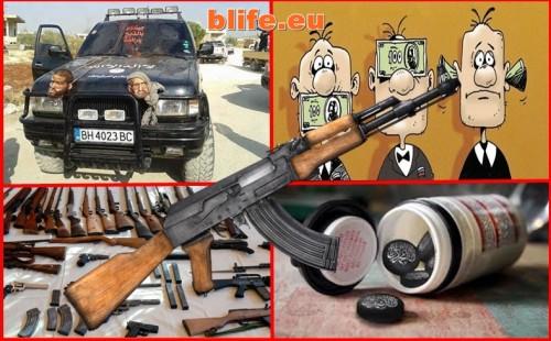 Sky News: Терористите се въоръжават в Европа