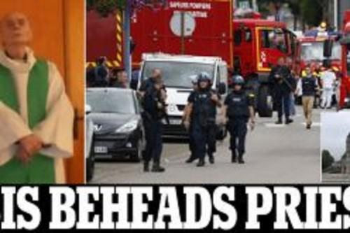 """""""Би Би Си""""съобщи за литургии отворени за мюсюлмани!"""