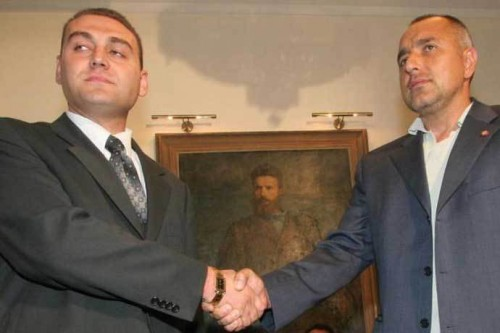 Борисов Хафъзов