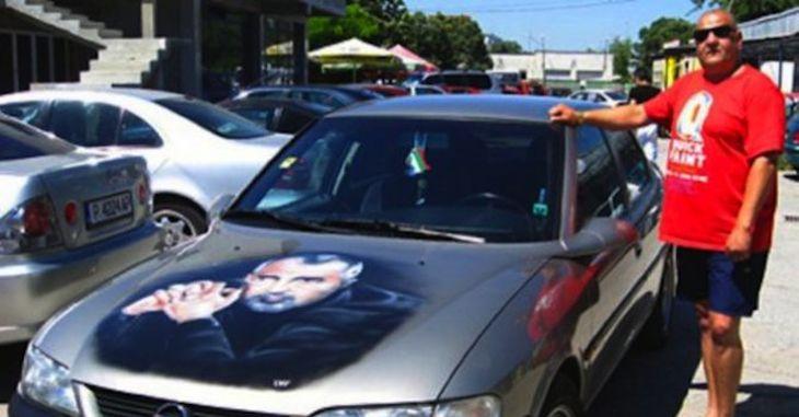 Бойко Борисов остана на място в пътен инцидент